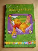 caiet A4 winnie the pooh