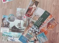 Pliante straine, carti postale