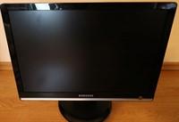Monitor Samsung 206BW