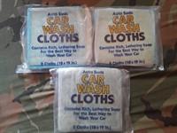 Car Wash Cloths 1