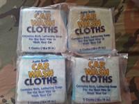 Car Wash Cloths 2
