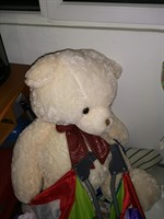 Mare ursoi de plush