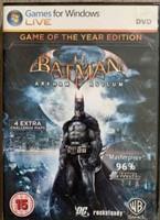 Joc Batman Arkham Asylum PC stare foarte buna