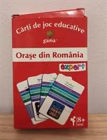 Carti de joc educative 8 ani +