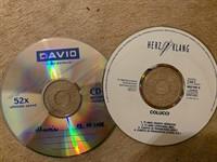 2 cd uri cu muzica