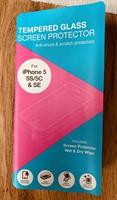 Folie sticla iPhone 5/5S/5C/SE