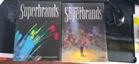 Doua carti Superbrands Romania 2007-2008
