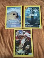 Donez 3 reviste National Geographic