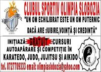 CLUB SPORTIV  OLIMPIA SLOBOZIA